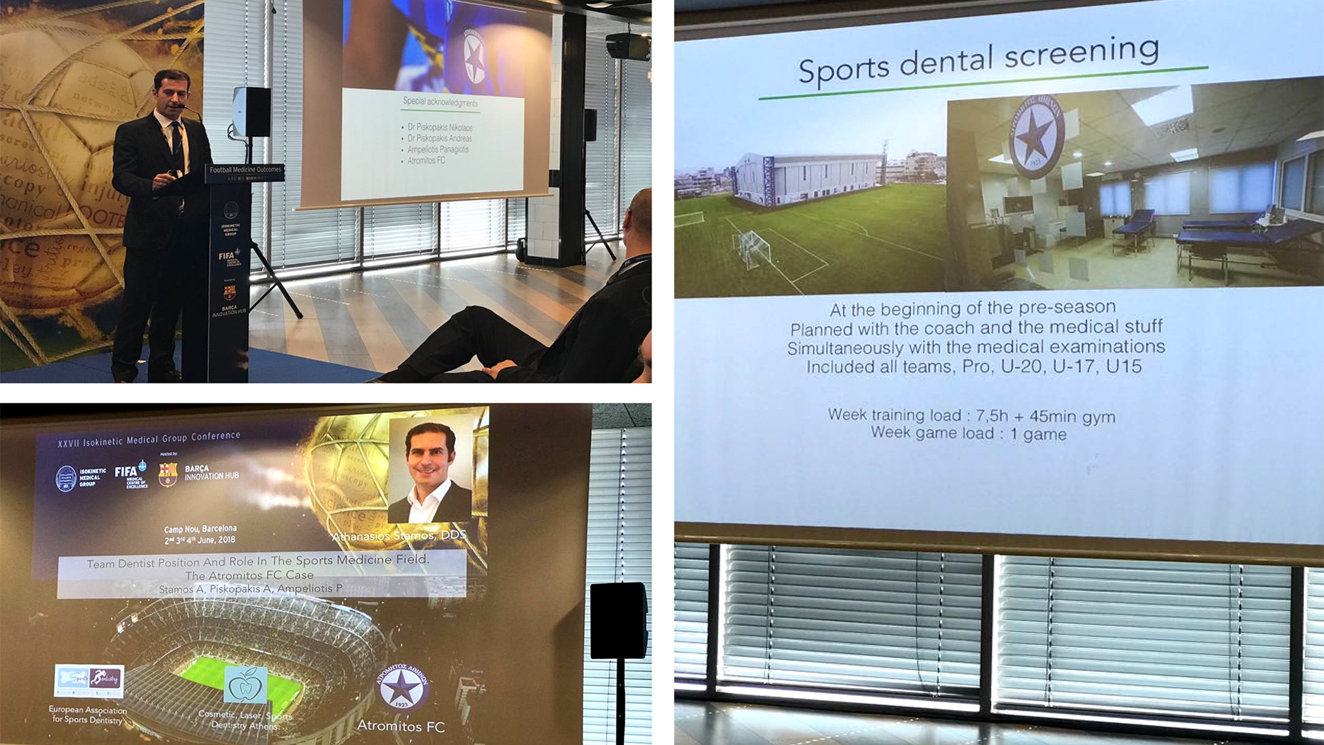 fifa isokinetic conference 2